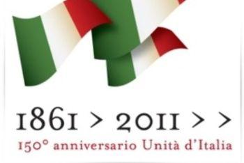 Si celebrano i 150 anni dell'unità d'Italia