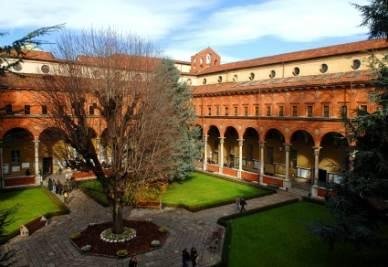 La sede di Milano dell'Università Cattolica (Imagoeconomica)