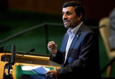 Mahmoud Ahmadinejad (Infophoto)