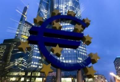 La sede della Bce (Infophoto)