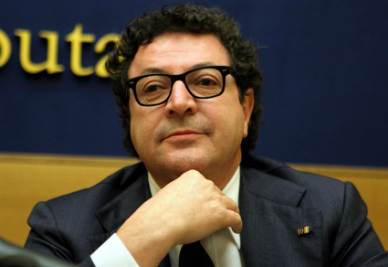 Massimo Calearo (Infophoto)