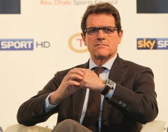 Fabio Capello si è dimesso da ct dell'Inghilterra (INFOPHOTO)