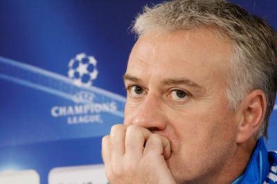 Didier Deschamps, allenatore del Marsiglia (Infophoto)