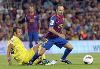 Andrès Iniesta: nel 2009 decise un suo gol (Infophoto)