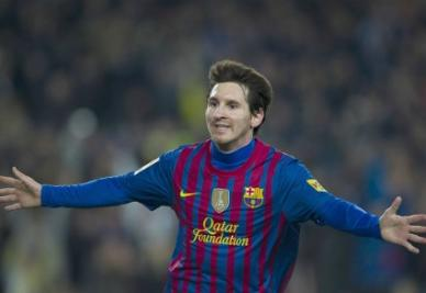 Lionel Messi (Infophoto)