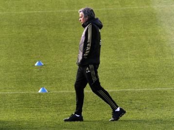 José Mourinho (Foto: Infophoto)
