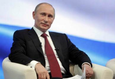 "RUSSIA/ Putin: A ""democratic"" expression of authoritarian power"