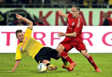 Frank Ribery (Infophoto)