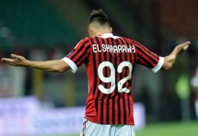 Per El Shaarawy finalmente un maglia da titolare: fantapunti in vista? (INFOPHOTO)