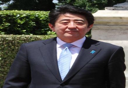 Il Premier Shinzo Abe (Infophoto)