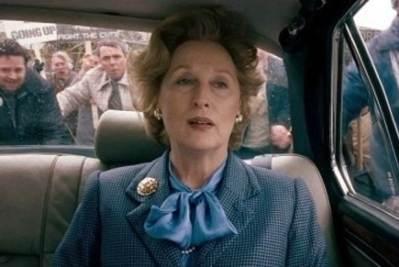 Meryl Streep e Margaret Thatcher (Infophoto)