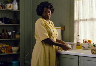 Una scena del film The Help (Infophoto)