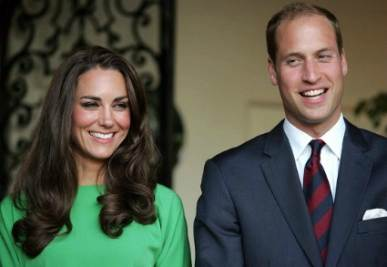 William e Kate (Foto: Infophoto)