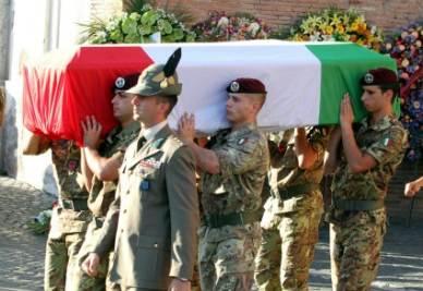 Un altro militare italiano è morto in Afghanistan