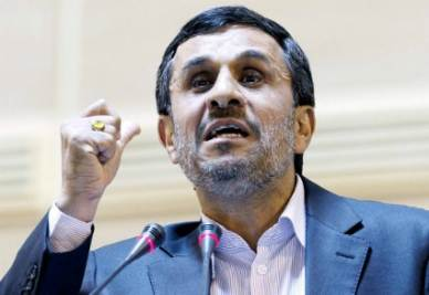 Ahmadinejad   (Infophoto)