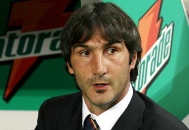 Angelo Gregucci, tecnico della Reggina (Infophoto)