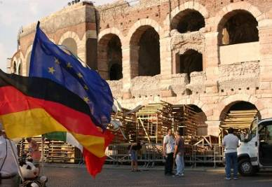 L'Arena di Verona (Foto: Infophoto)