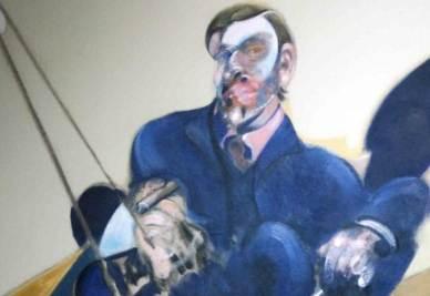 Particolare da un'opera di Francis Bacon (1909-1992; InfoPhoto)