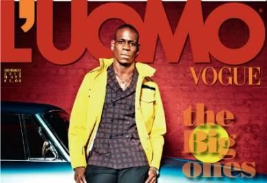 La copertina di Vogue
