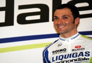 Ivan Basso è molto atteso al Giro del Trentino (Infophoto)