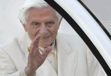 Benedetto XVI (InfoPhoto)