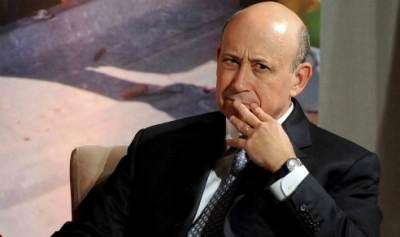 Lloyd Blankfein, ad di Goldman Sachs