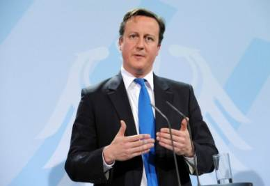 David Cameron (Foto InfoPhoto)