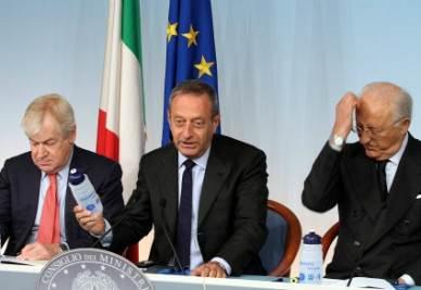 Antonio Catricalà, ex presidente Agcom e attuale sottosegretario del governo Monti