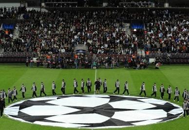La Champions League torna in campo con gli ottavi (INFOPHOTO)