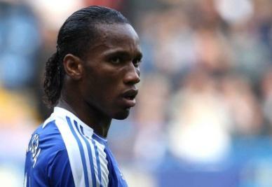 Didier Drogba, decisivo per la finale del Chelsea (Infophoto)