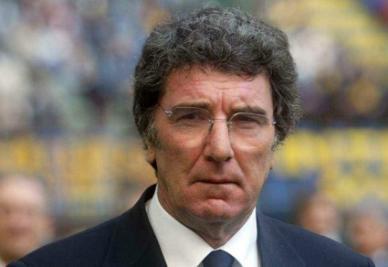 Dino Zoff, ex portiere e CT della nazionale (Infophoto)