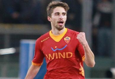 Fabio Borini, protagonista della giornata (Infophoto)