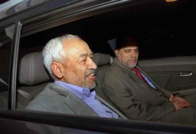 Rashid Ghannouchi (InfoPhoto)