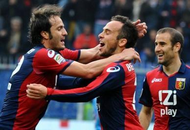 Il Genoa deve vincere: col Cesena gol in vista a Marassi? (INFOPHOTO)