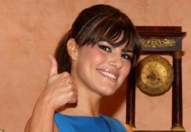 Bianca Guaccero, foto Infophoto