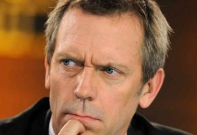 Hugh Laurie (Infophoto)