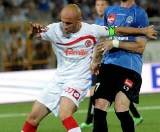 Vincenzo Italiano, centrocampista del Padova (Infophoto)