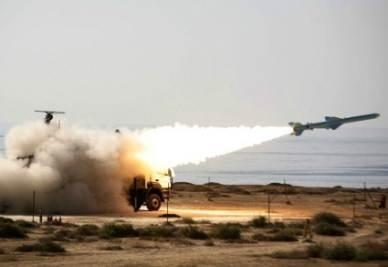 Un test missilistico iraniano (Foto: Infophoto)