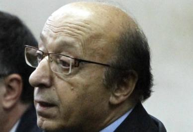 Luciano Moggi (Infophoto)