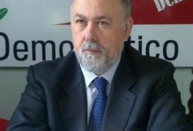 Il senatore Lusi (Foto: Infophoto)