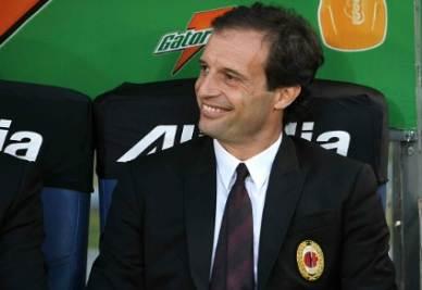 Massimiliano Allegri (Foto: Infophoto)