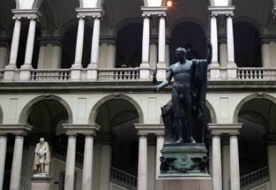 Milano, Pinacoteca di Brera (InfoPhoto)