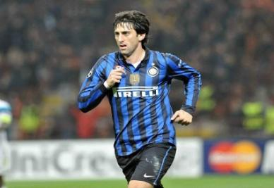 Diego Milito (Infophoto)