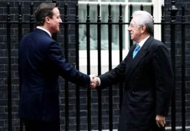 Cameron e Monti