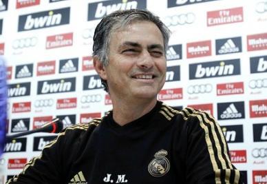 Il Real di Mourinho irrompe nella corsa a Belhanda (INFOPHOTO)