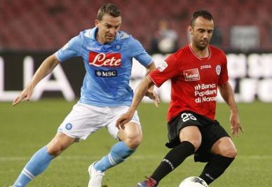 PAGELLE/ Napoli-Novara (2-0): i voti, la cronaca, il tabellino (trentaquattresima giornata)