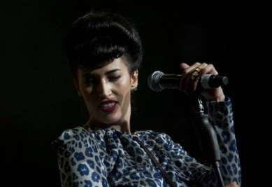Nina Zilli (Foto Infophoto)