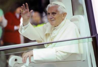 Papa a Milano