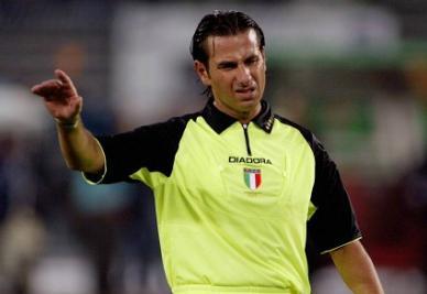 Gianluca Paparesta, ex-arbitro (Infophoto)