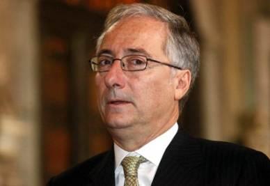 Il ministro alla Funzione pubblica e alla Semplificazione, Filippo Patroni Griffi (InfoPhoto)